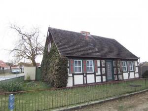 Fachwerkhaus in Klosterfelde