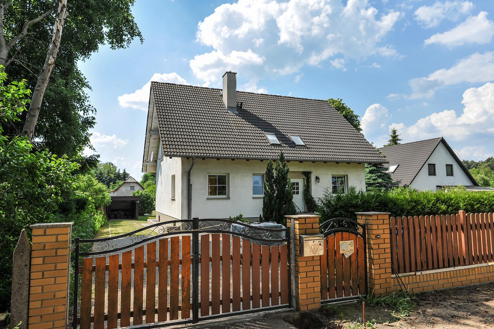 Einfamilienhaus in birkholzaue bei bernau zu verkaufen for In immobilien