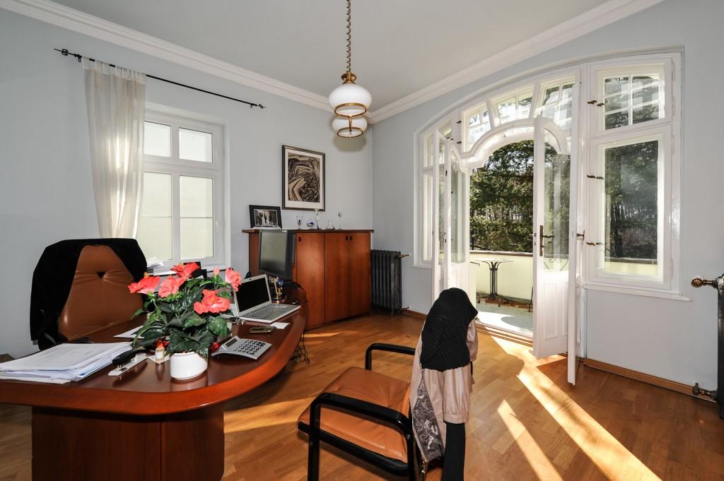 Komplett sanierte repräsentative Villa in Biesenthal zu verkaufen