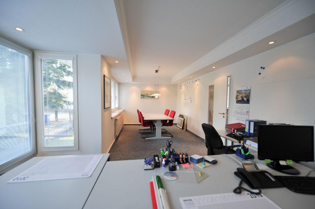 Büro- und Praxisfläche in Panketal OT Zepernick zu vermieten