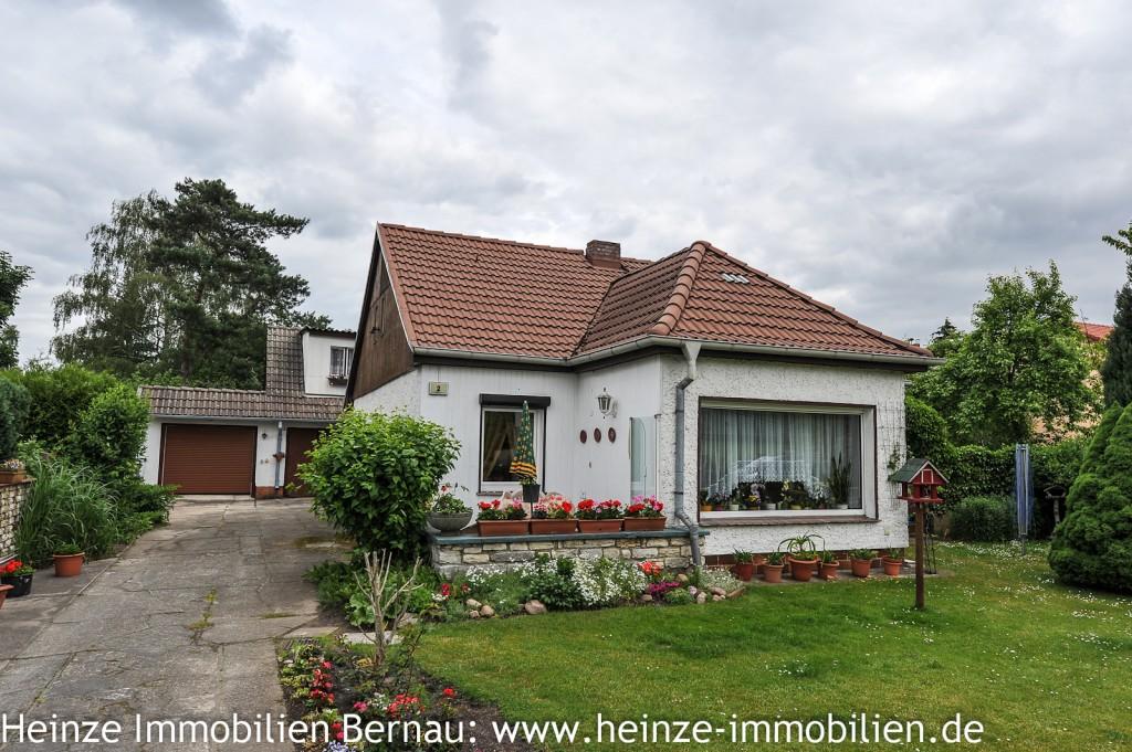 Ruhig gelegenes Einfamilienhaus in Panketal OT Zepernick zum Kauf