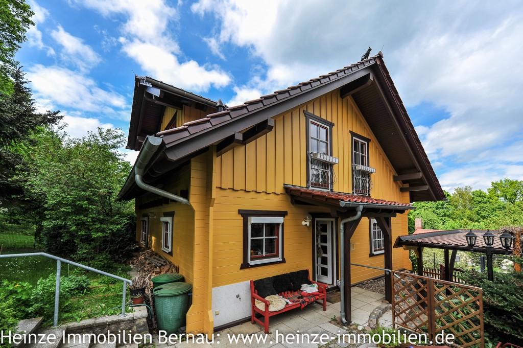 Holzhaus in wandlitz ot lanke zum kauf heinze immobilien for Holzhaus kleinhaus
