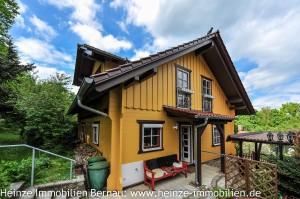 Holzhaus in Wandlitz OT Lanke zum Kauf