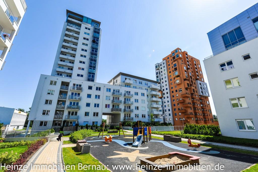 Luxuriöse vollmöblierte moderne Wohnung in Danzig in Strandnähe zum Kauf