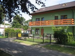 Sommerappartement in Jaroslawiec mit unverbautem Blick auf die Ostsee