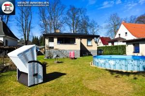 Vollunterkellertes Einfamilienhaus mit Sauna in Bernau-Nibelungen zum Kauf