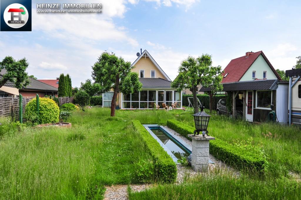 Einfamilienhaus in Schönow zu verkaufen