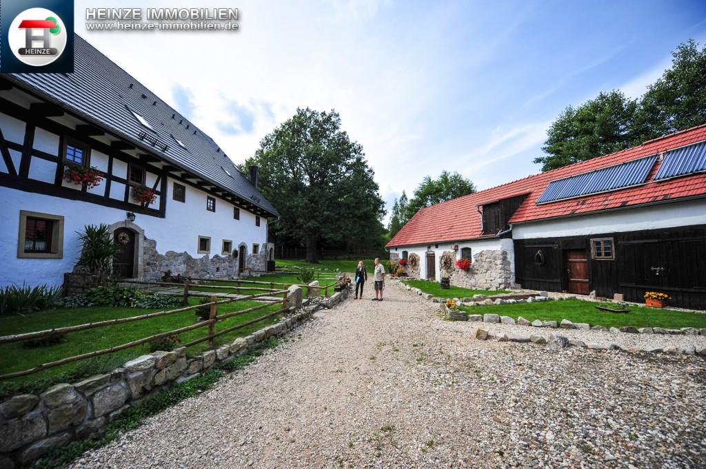 Berggasthof im Dreiländereck