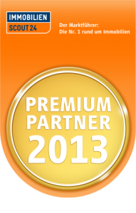 Heinze Immobilien ist Premium Partner von Immobilienscout24