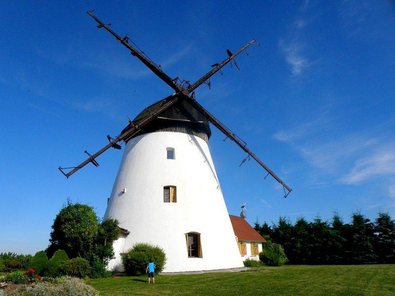 Windmühle nahe der Ostseeküste zu verkaufen - Heinze Immobilien in ...