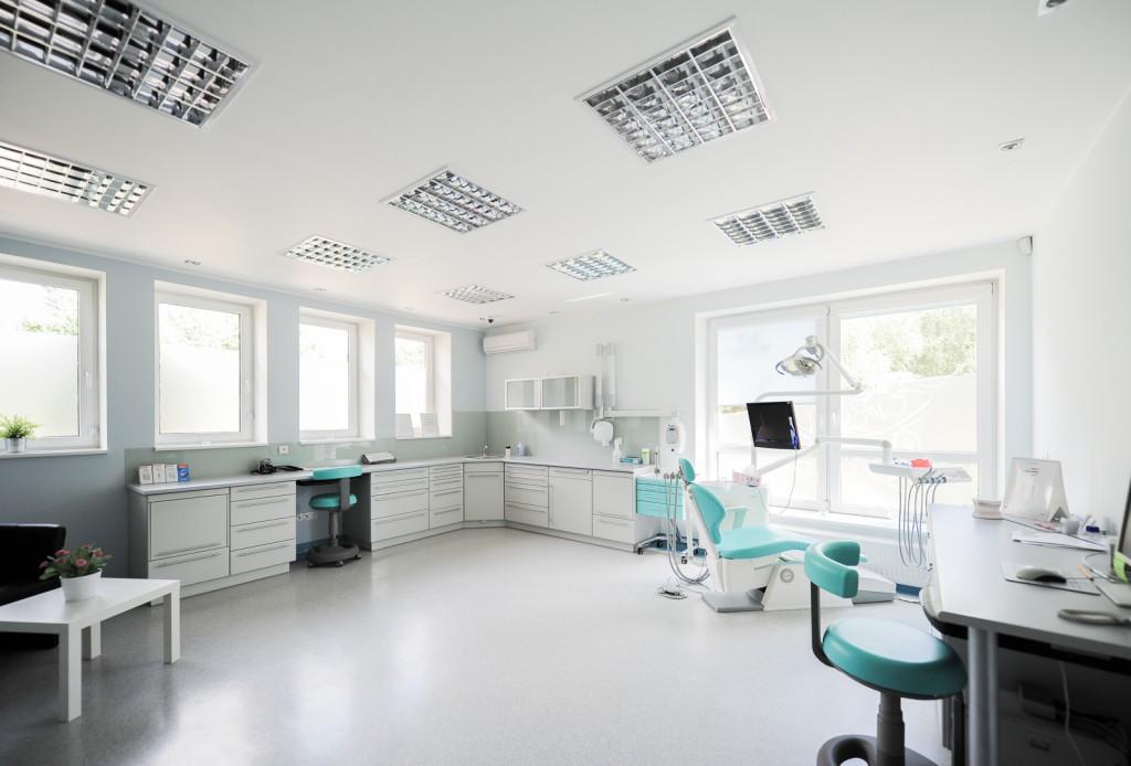 Klinik mit Hotel zu verkaufen