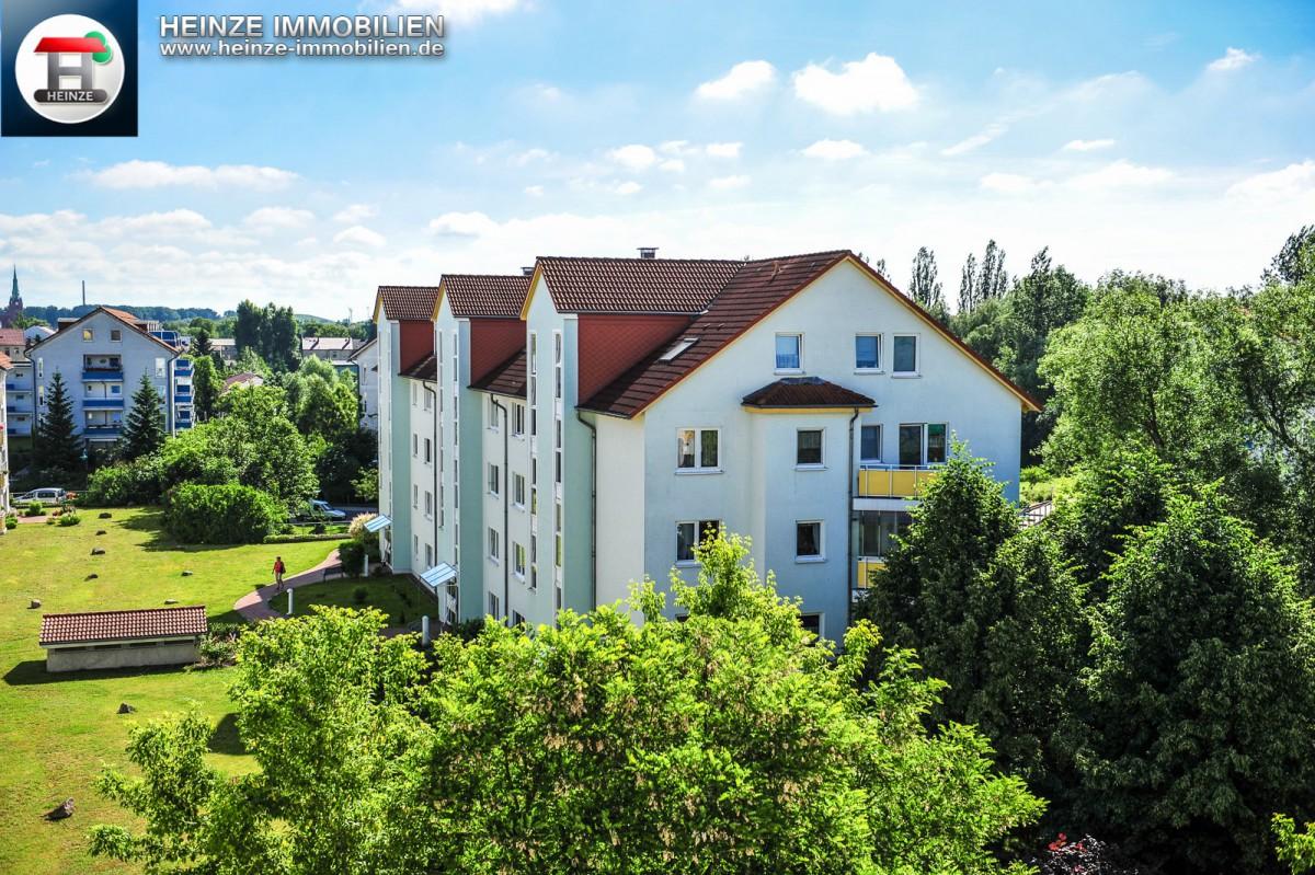 2-Zimmer-Wohnung in Bernau, Am Mahlbusen zu vermieten
