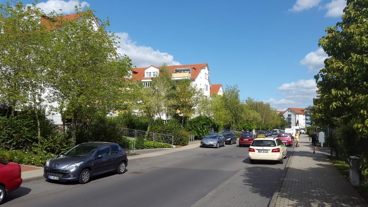 Wohngebiet Bernau Am Sportforum