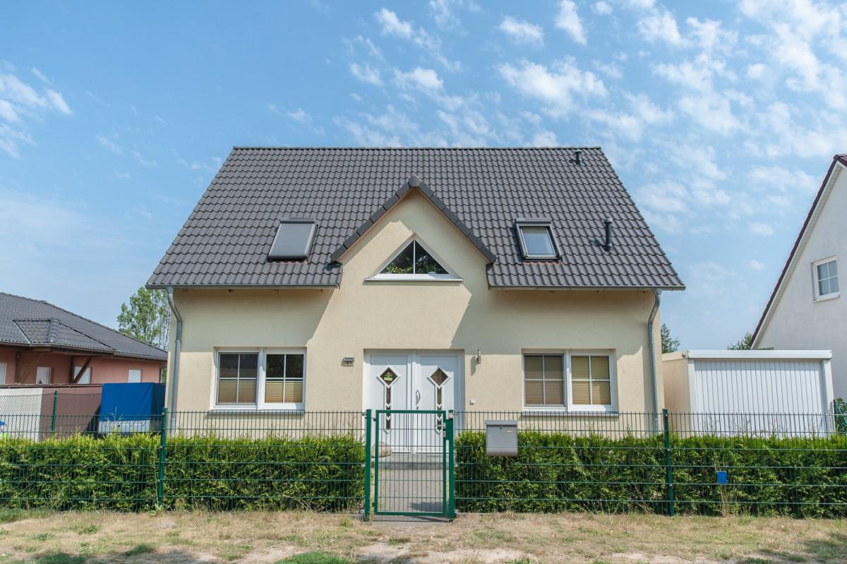 Einfamilienhaus in Bernau-Nibelungen