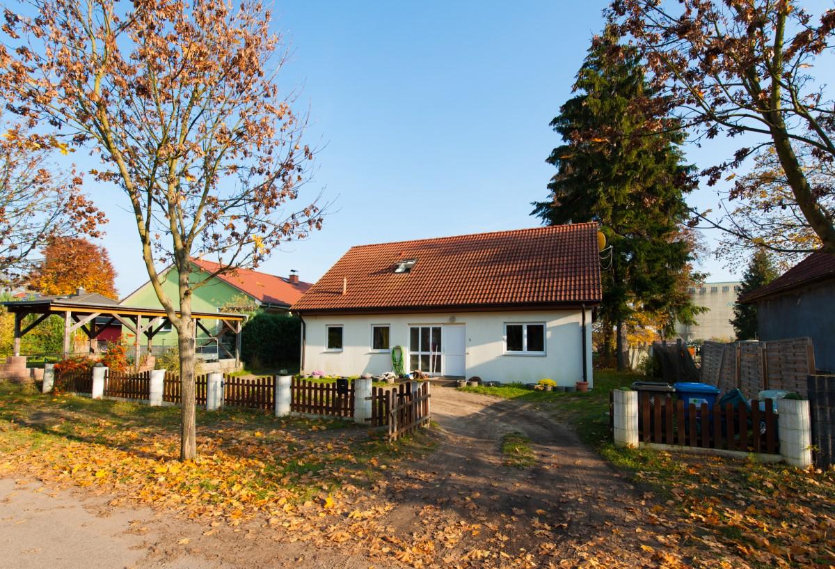 Einfamilienhaus in Biesenthal