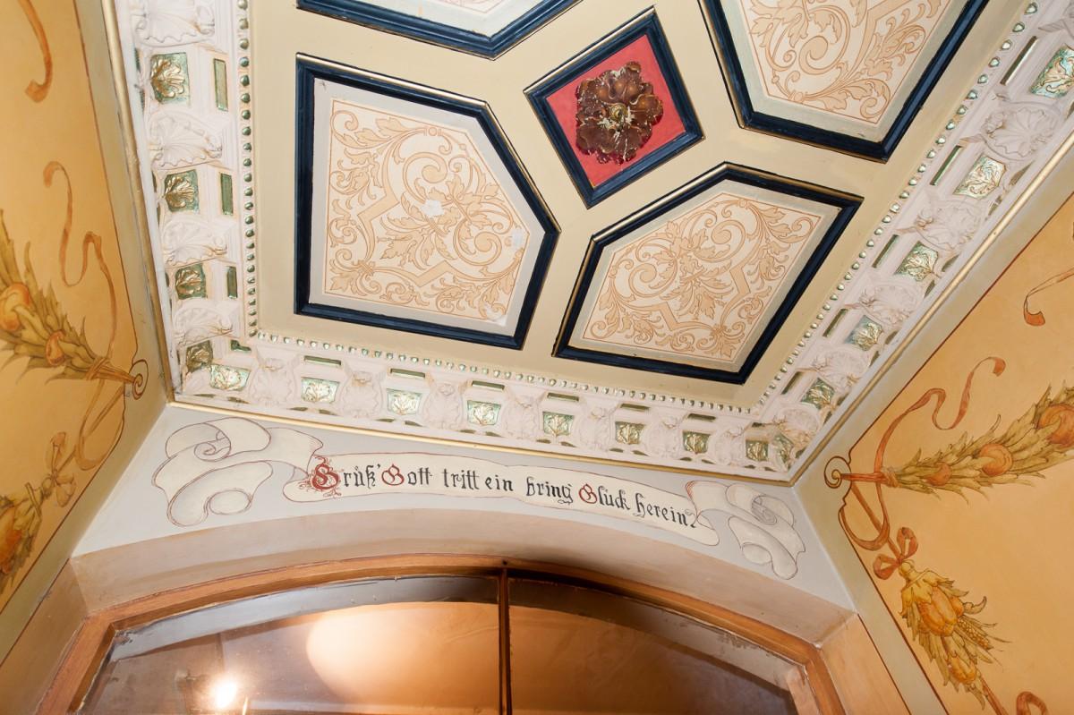 Anlageobjekt in Görlitz: Detail aus dem Hausflur