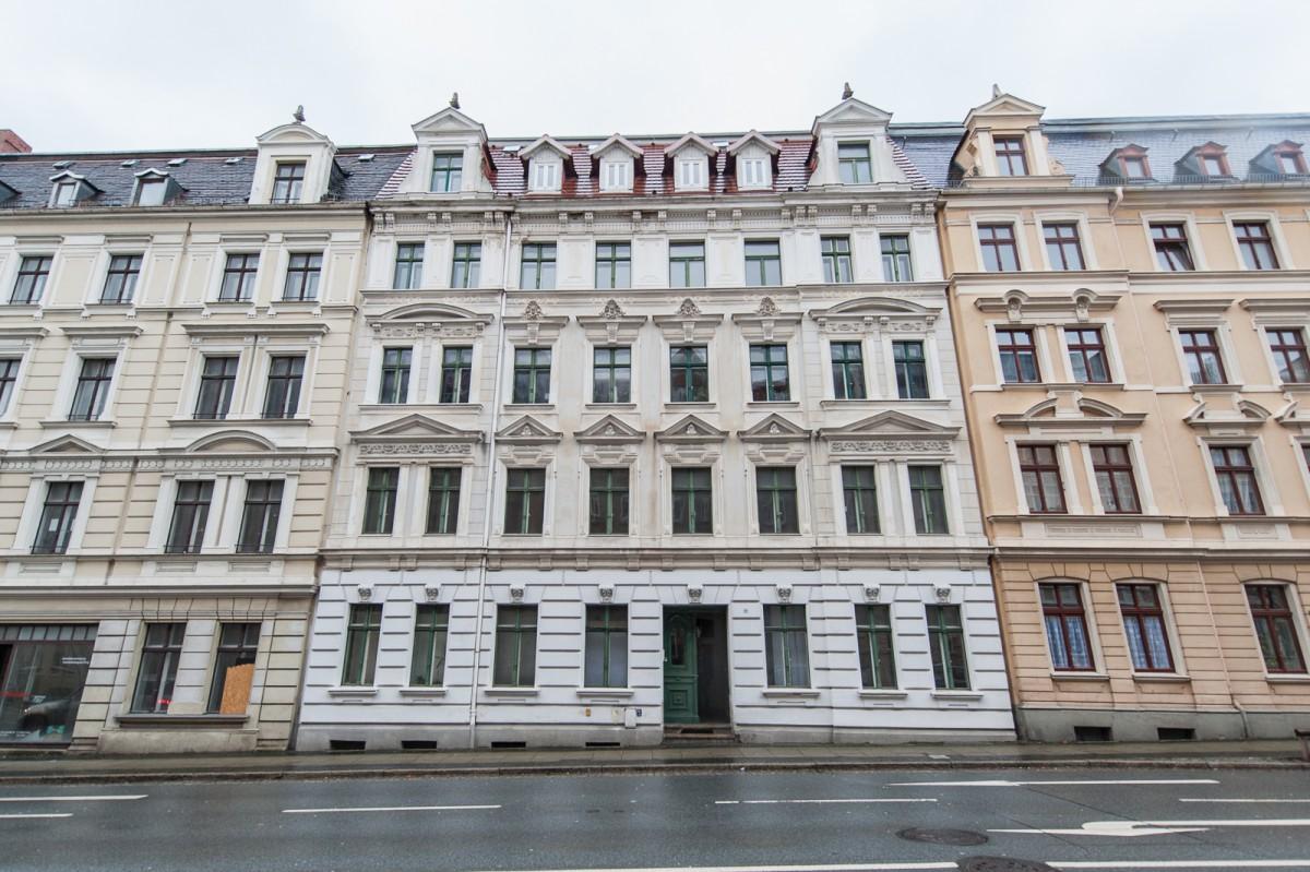 Saniertes Mehrfamilienhaus in Innenstadt von Görlitz