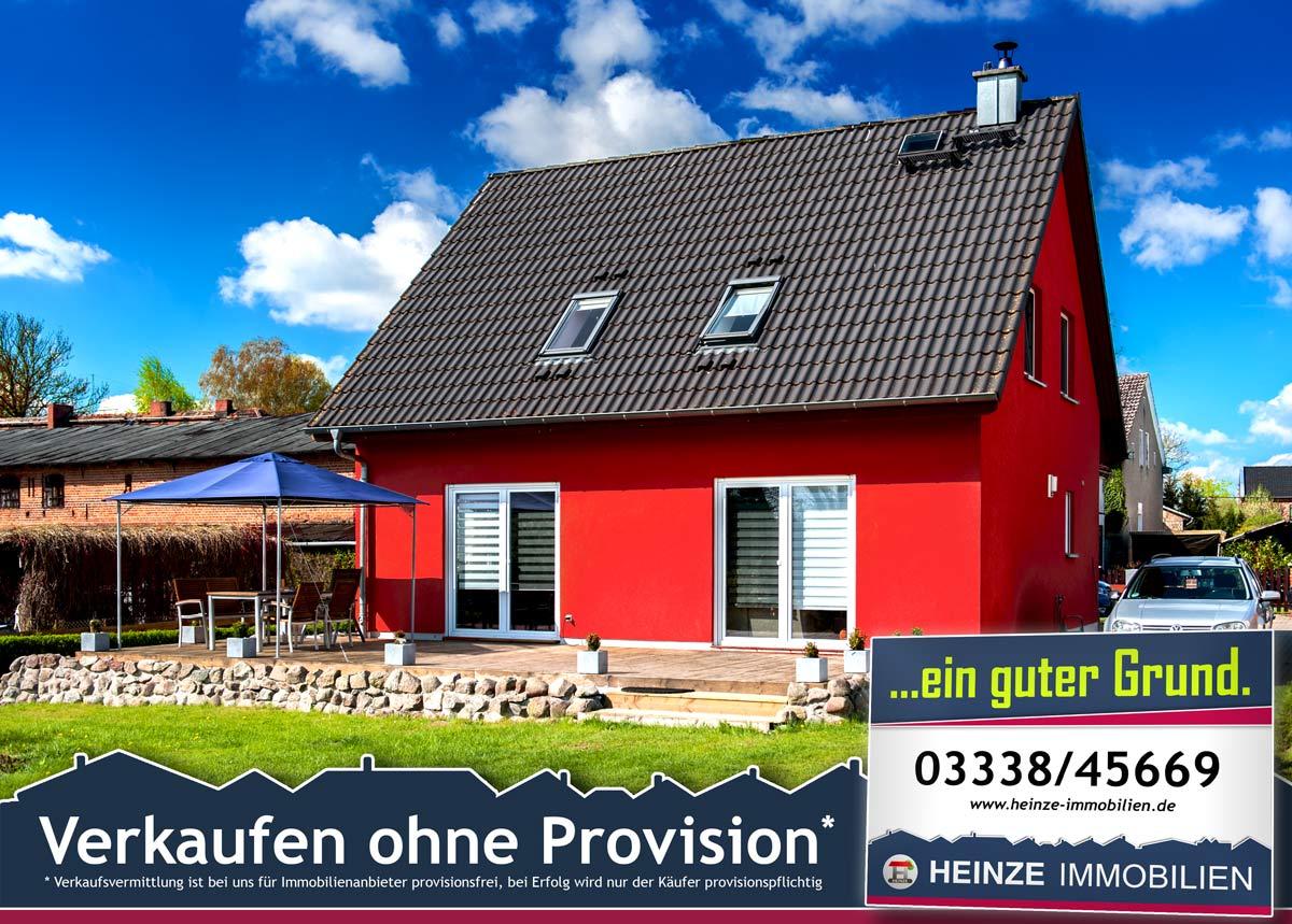 Immobilien verkaufen ohne Provision