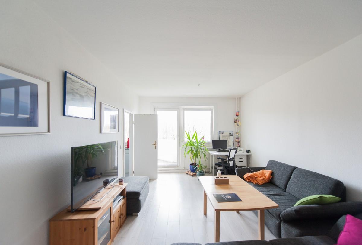 Eigentumswohnung in Berlin-Hohenschönhausen zu verkaufen