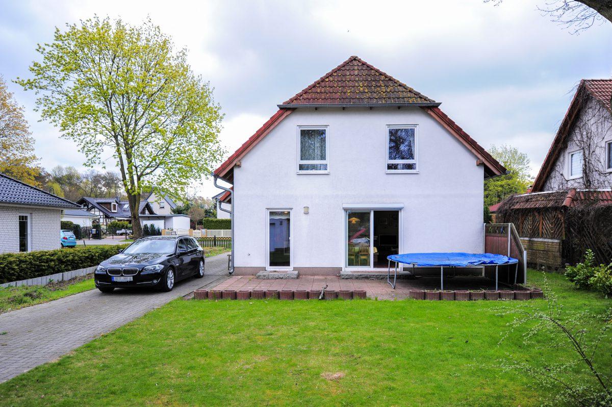 Einfamilienhaus bei Bernau-Nibelungen zu verkaufen