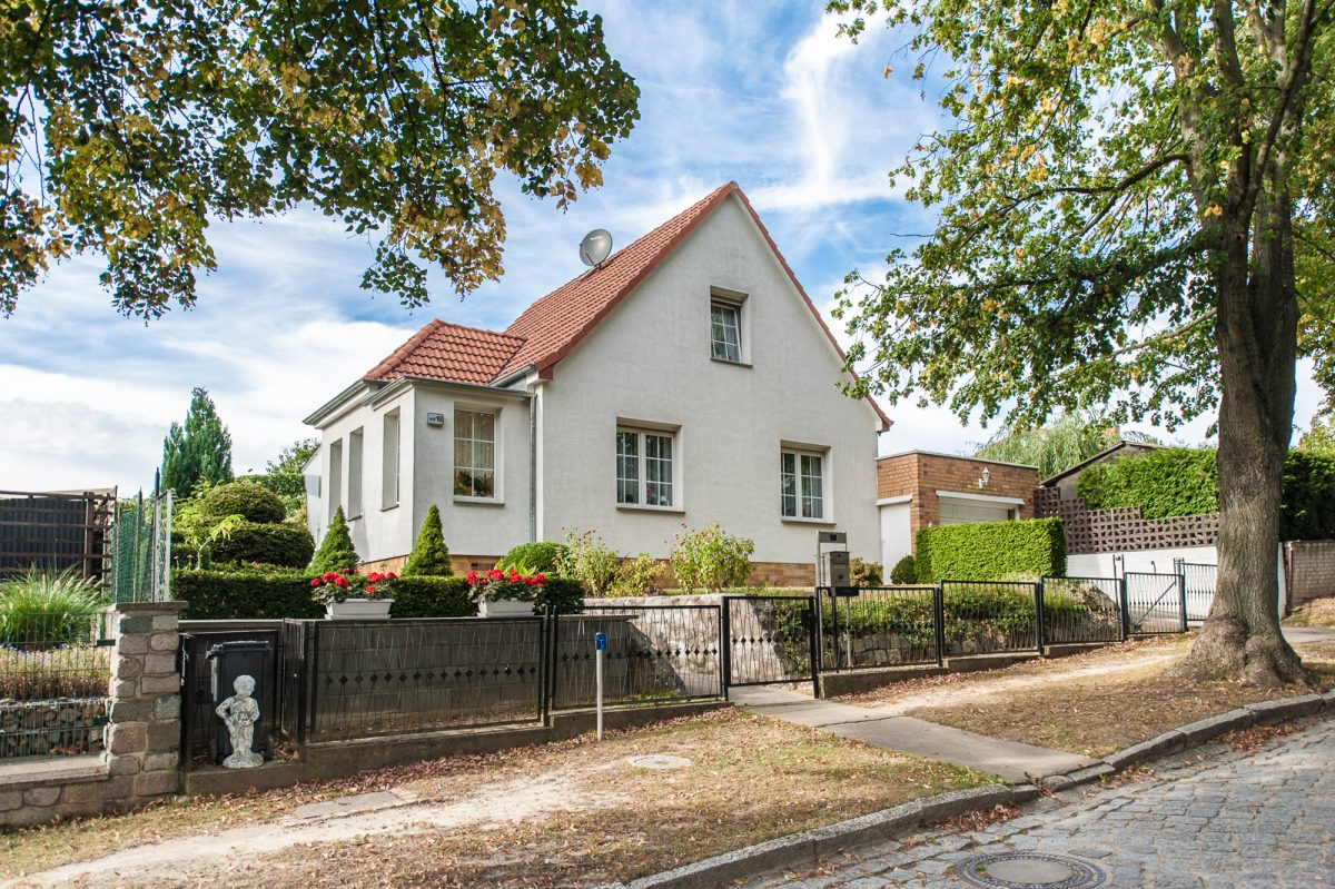 Einfamilienhaus in Panketal OT Zepernick zu verkaufen
