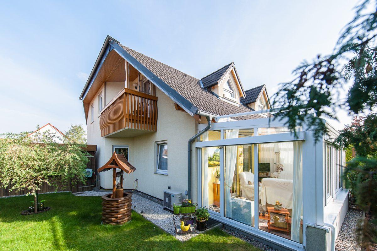 Doppelhaushälfte in Bernau OT Schönow zum Kauf