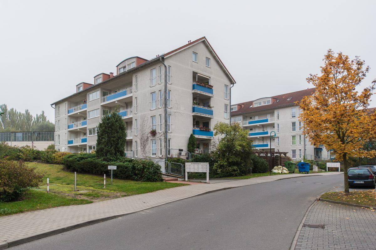 Vermietete Eigentumswohnung als Anlageobjekt zu verkaufen in Bernau