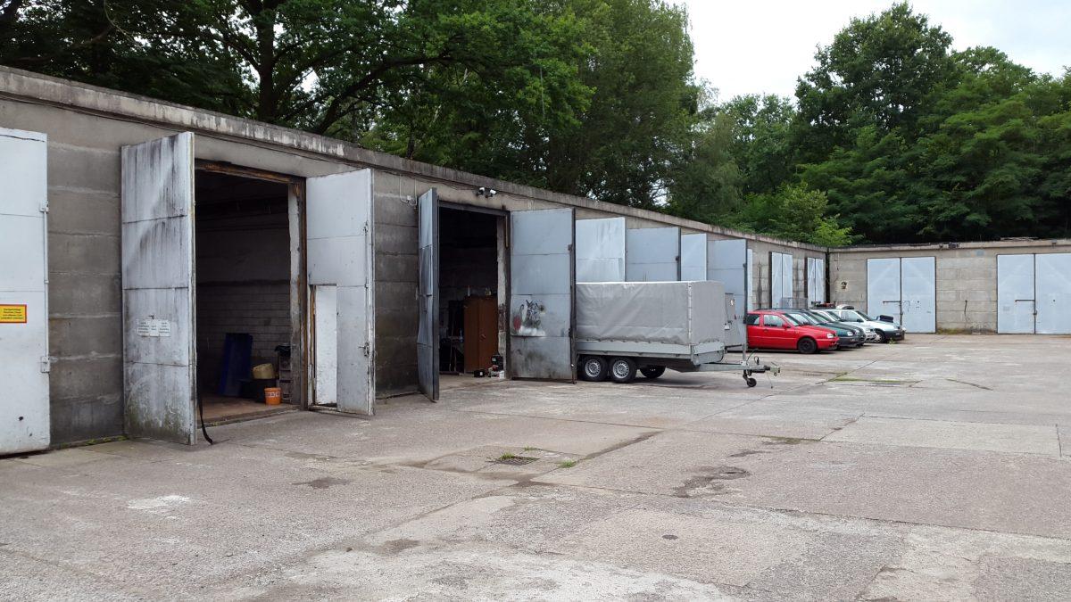 Garagenobjekt in Biesenthal zum Kauf