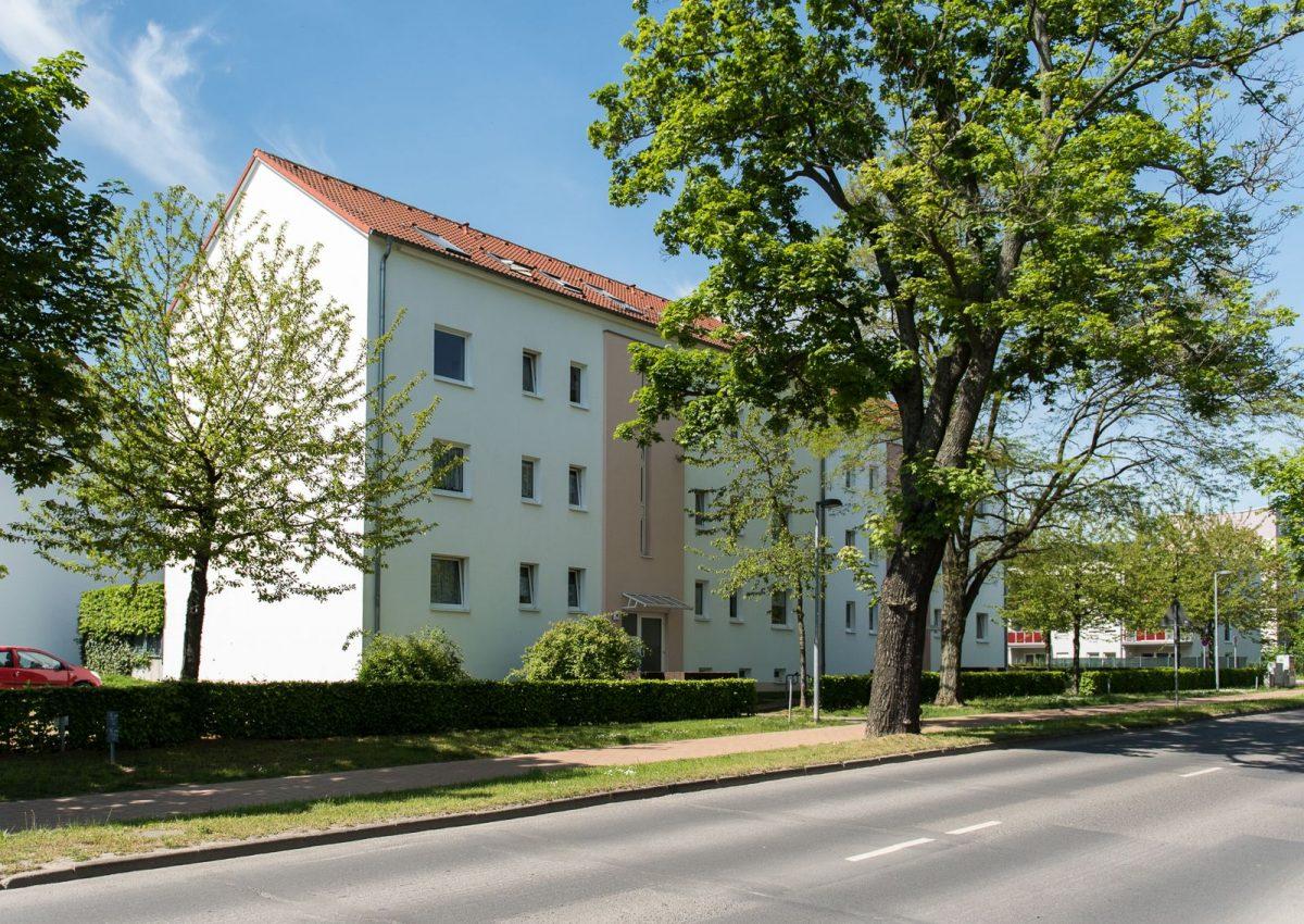 Vermietete Eigentumswohnung in Bernau- Kirschgarten