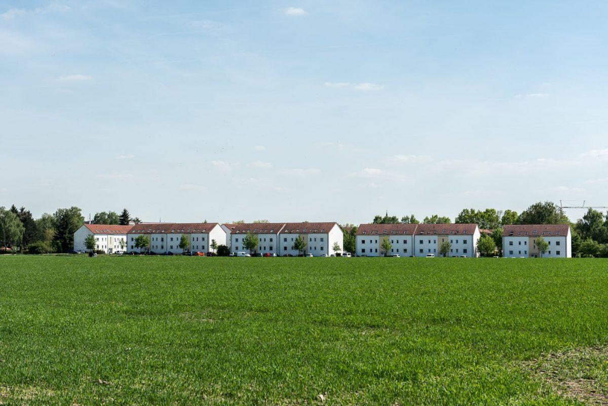 Vermietete Eigentumswohnung in Bernau- Kirschgarten mit Feldblick zu verkaufen