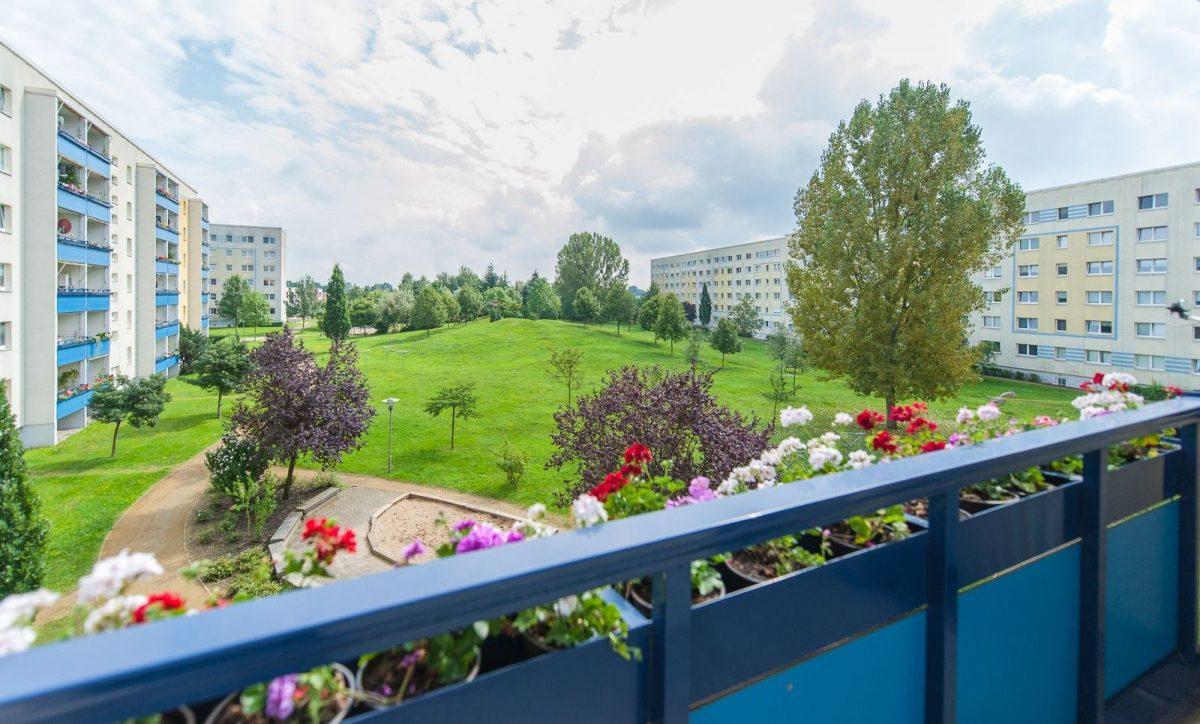 Gepflegte Selbstnutzer-Eigentumswohnung in saniertem ruhigen Mehrfamilienhaus in Bernau-Friedenstal