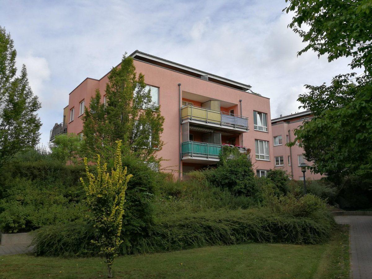 Vermietete Dachgeschosswohnung in Bernau-Friedenstal zu verkaufen
