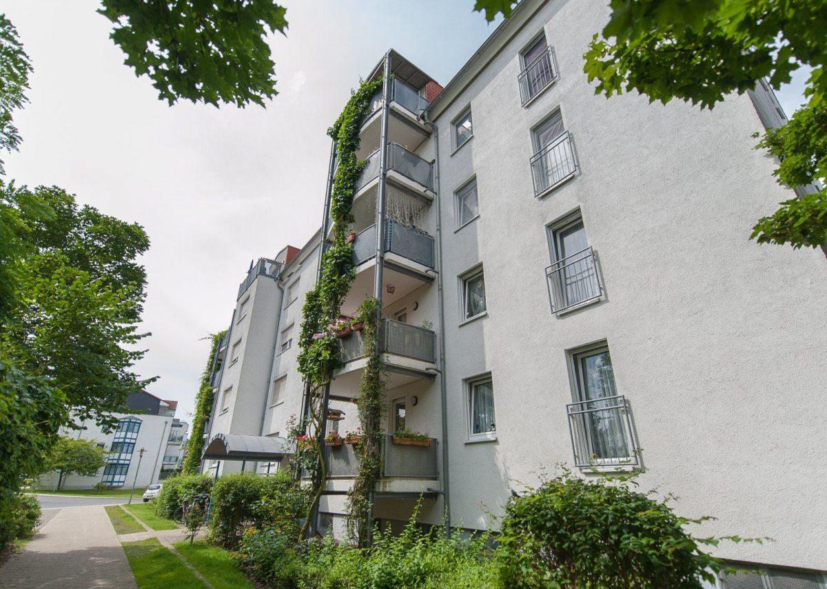 Vermietete Eigentumswohnung in Bernau-Süd zu verkaufen