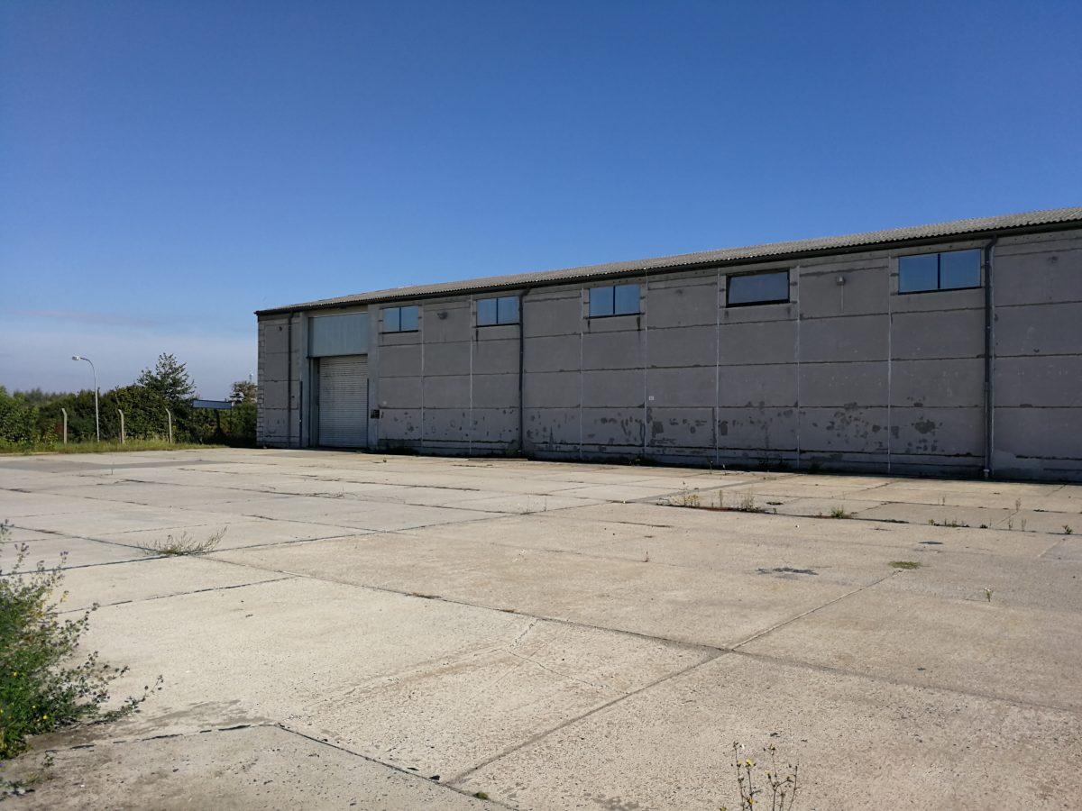 Lagerhalle im Landkreis Barnim