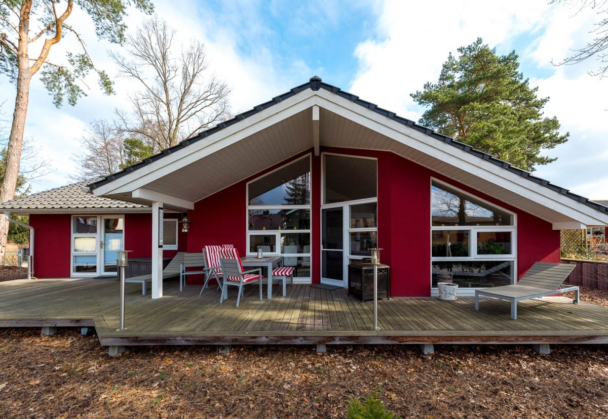 Einfamilienhaus in Bernau OT Schönow zum Kauf