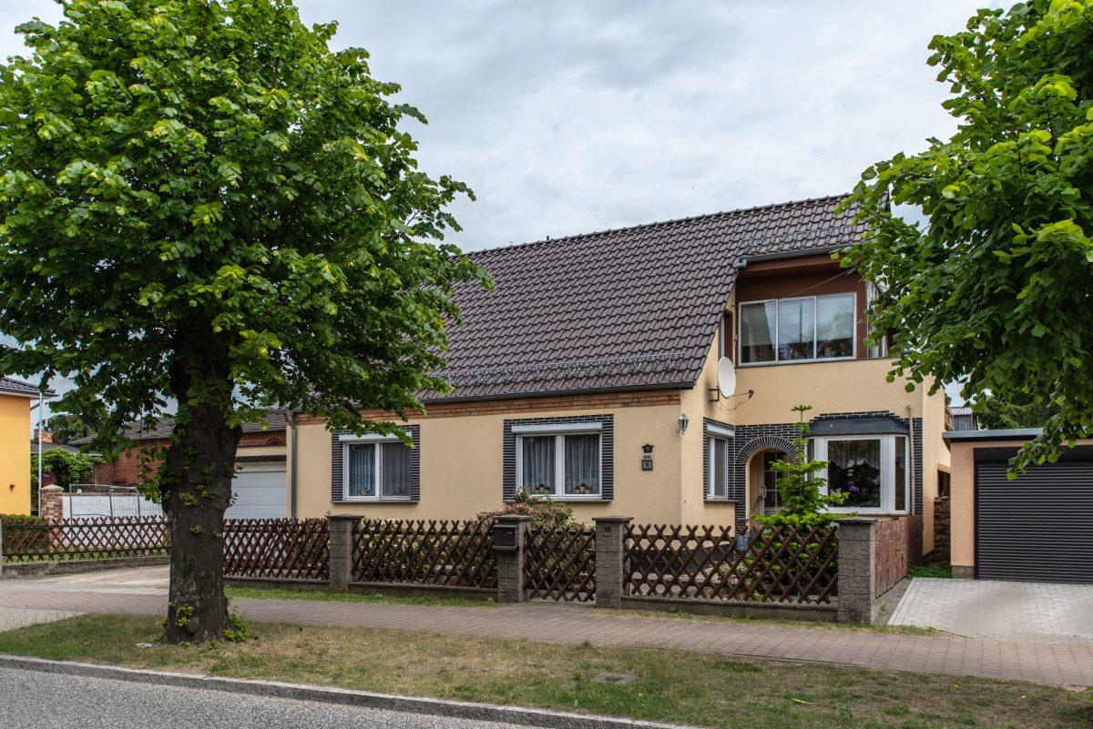 Einfamilienhaus in Bernau OT Ladeburg zu verkaufen
