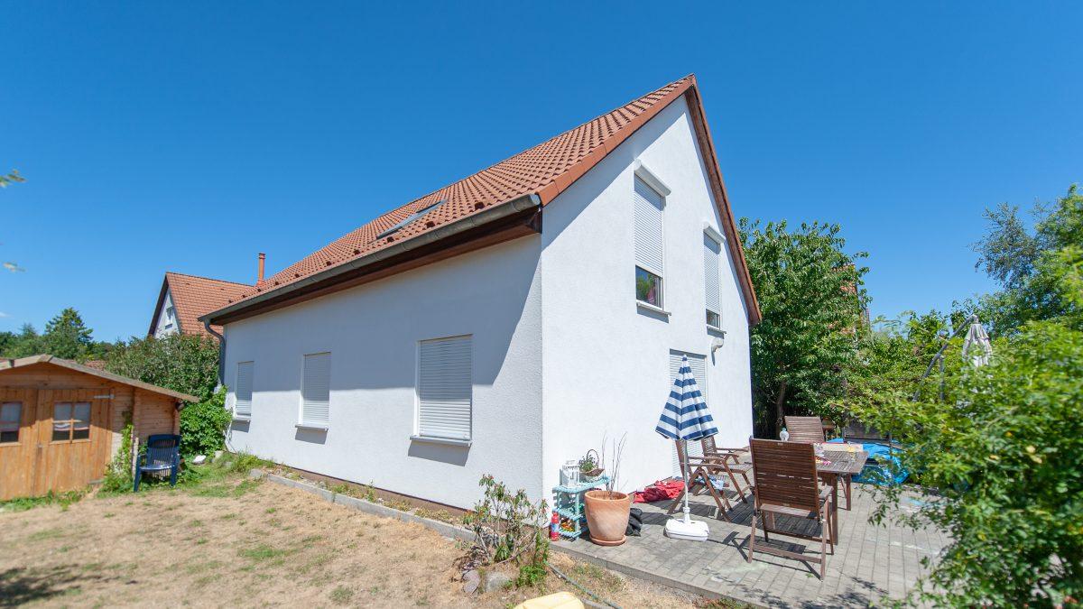 Einfamilienhaus im Wohnpark Heidestraße in Bernau OT Schönow zu verkaufen: Hier fühlt sich die ganze Familie wohl