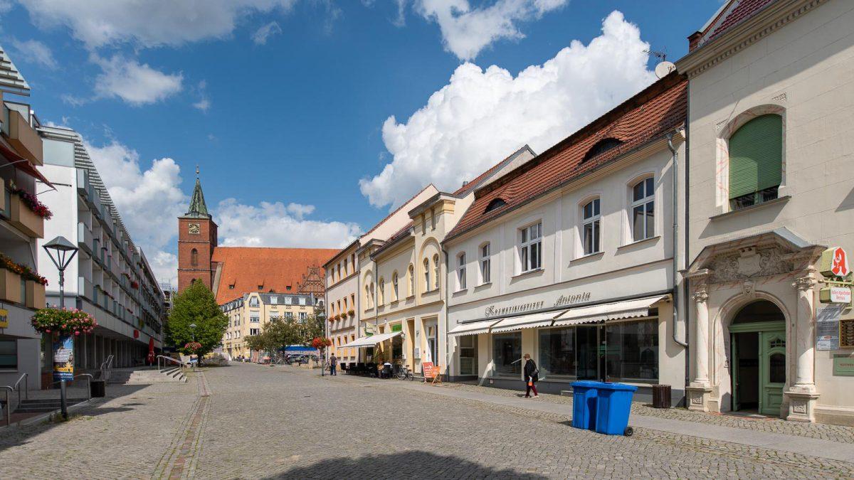 Büro in Bernau zu vermieten