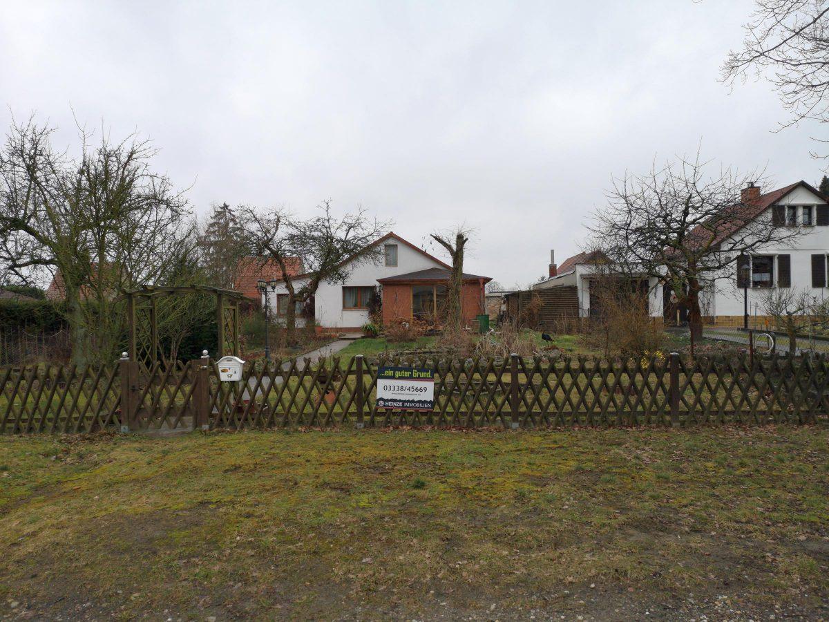 Baugrundstück in Bernau zu verkaufen